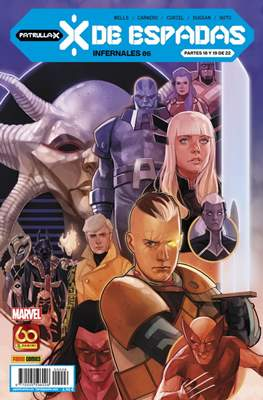 Infernales (2020-) #6