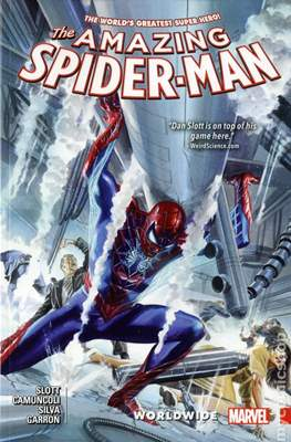 The Amazing Spider-Man: Worldwide (Softcover 112-176 pp) #4