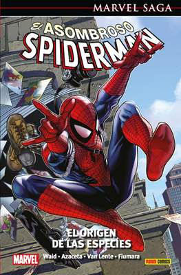 Marvel Saga: El Asombroso Spiderman (Cartoné) #30