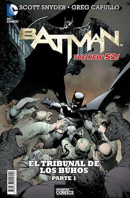 Batman: El tribunal de los búhos #1