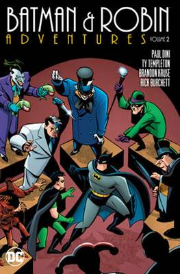 Batman & Robin Adventures (Softcover) #2