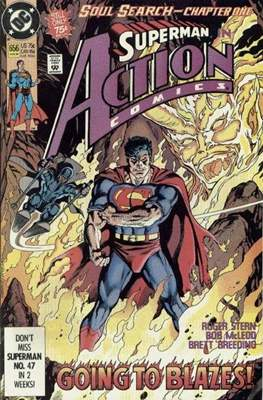Action Comics Vol. 1 (1938-2011; 2016-) (Comic Book) #656