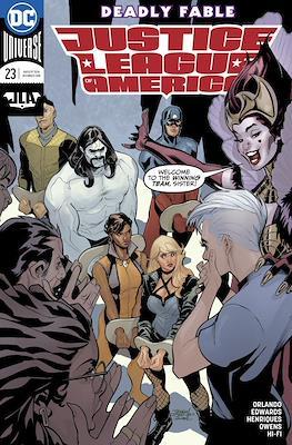 Justice League of America vol. 5 (2017-2018) (Grapa) #23