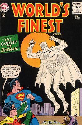 World's Finest Comics (1941-1986) (Comic Book) #139