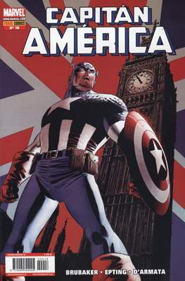 Capitán América Vol. 7 (2005-2011) (Grapa) #18