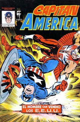 Capitán América Vol. 4 (1981-1982) (Grapa) #4