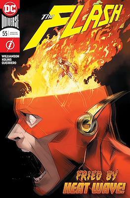 The Flash Vol. 5 (2016) (Comic-book) #55