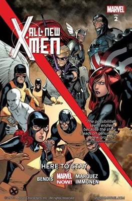 All-New X-Men (Softcover) #2