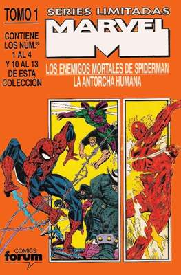 Series Limitadas Marvel (Retapado rústica) #1