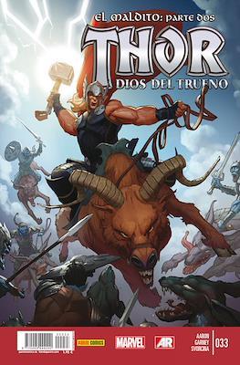 Thor / El Poderoso Thor / Thor - Dios del Trueno / Thor - Diosa del Trueno / El Indigno Thor (2011-) (Grapa) #33