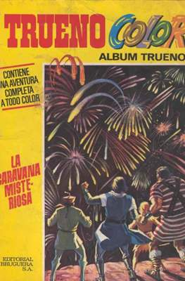 Trueno Color (Rústica, 64 páginas (1970)) #30