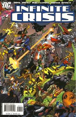 Infinite Crisis (Comic-Book) #7