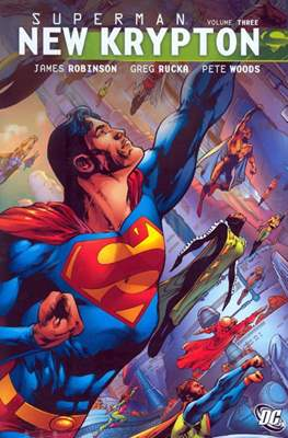Superman New Krypton (Hard Cover 176 pages) #3