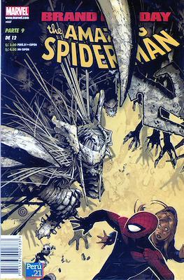 The Amazing Spider-Man (Grapas) #557