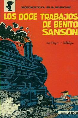 Benito Sansón (Cartoné) #3