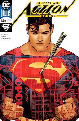 Action Comics Vol. 1 (1938-2011; 2016-) (Comic Book) #1006