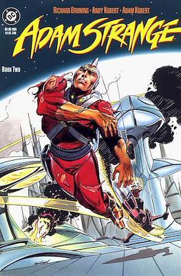 Adam Strange (Softcover) #2