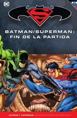 Batman y Superman. Colección Novelas Gráficas (Cartoné) #63