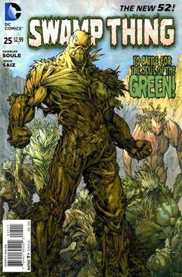 Swamp Thing vol. 5 (2011-2015) #25
