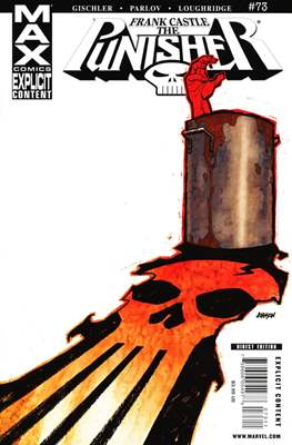 The Punisher Vol. 6 (Comic-Book) #73