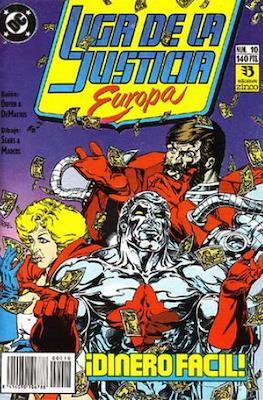 Liga de la Justicia Europa #10