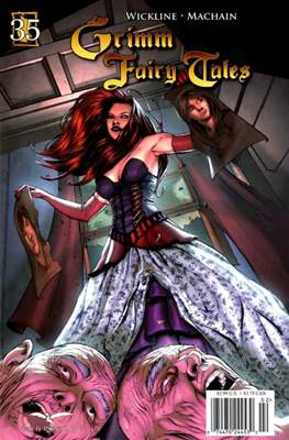 Grimm Fairy Tales (Comic Book) #35