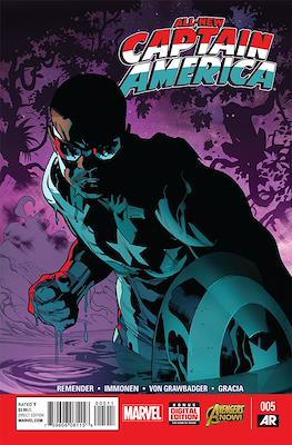 All-New Captain America (Comic Book) #5