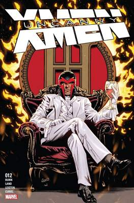 Uncanny X-Men (Vol. 4 2016-2017) (Comic-book) #12