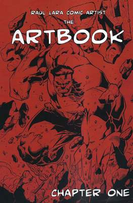 Raul Lara comic artist The Artbook (Rústica) #1
