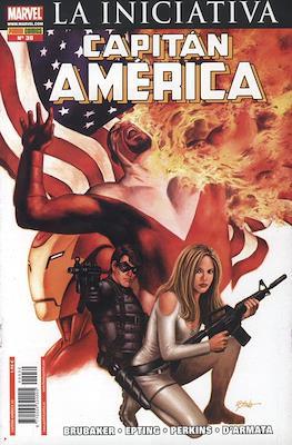 Capitán América Vol. 7 (2005-2011) (Grapa) #30