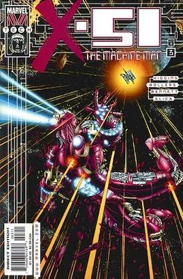 X-51 (Comic Book) #3