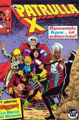La Patrulla X Vol. 1 (1985-1995) (Grapa) #69