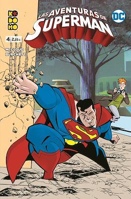 Las aventuras de Superman #4
