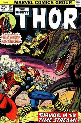 Journey into Mystery / Thor Vol 1 (Comic Book) #243