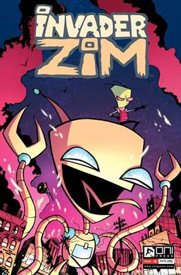 Invader Zim (Comic Book) #8