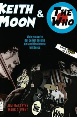 Keith Moon & The Who (Rústica 160 pp) #