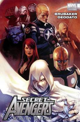 Secret Avengers Vol. 1 (2010-2013) (Hardcover) #1