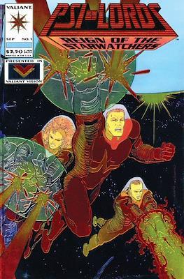 Psi-Lords Vol.1 (Comic Book) #1