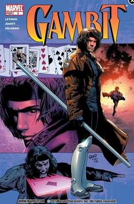 Gambit Vol. 4 (Digital) #3