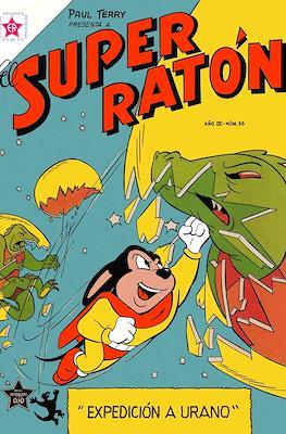 El Super Ratón (Grapa) #35