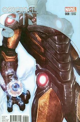 Original Sin (Variant Covers) (Comic Book) #8