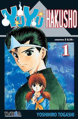 Yu Yu Hakusho (Rústica) #1