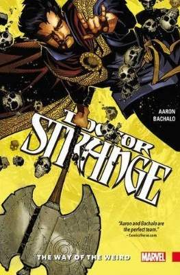 Doctor Strange Vol. 4 (2015-2018) (Hardcover 136-168 pp) #1