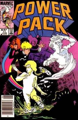 Power Pack (1984-1991; 2017) (Grapa) #11