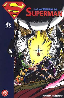 Las aventuras de Superman (2006-2007) (Rústica 96 páginas) #35