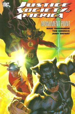 Justice Society of America (2007) (Softcover) #9
