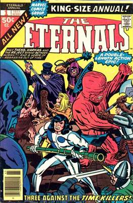 The Eternals Annual
