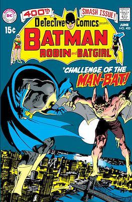 Detective Comics 400th