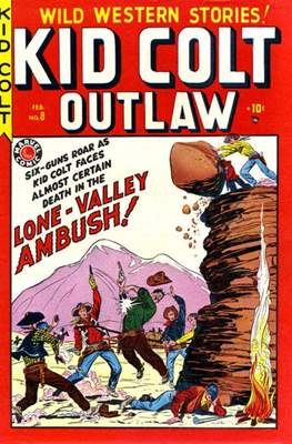 Kid Colt Outlaw Vol 1 #8