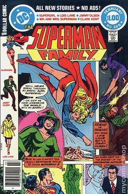 Superman's Pal, Jimmy Olsen / The Superman Family (Comic Book) #205